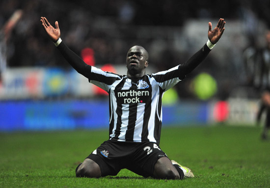 Chieck Tiote Dies While Training in China